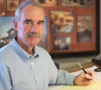 Roger Simmermon Portrait